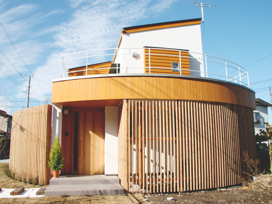 野坂モデルハウス