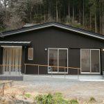バリアフリー平屋の家