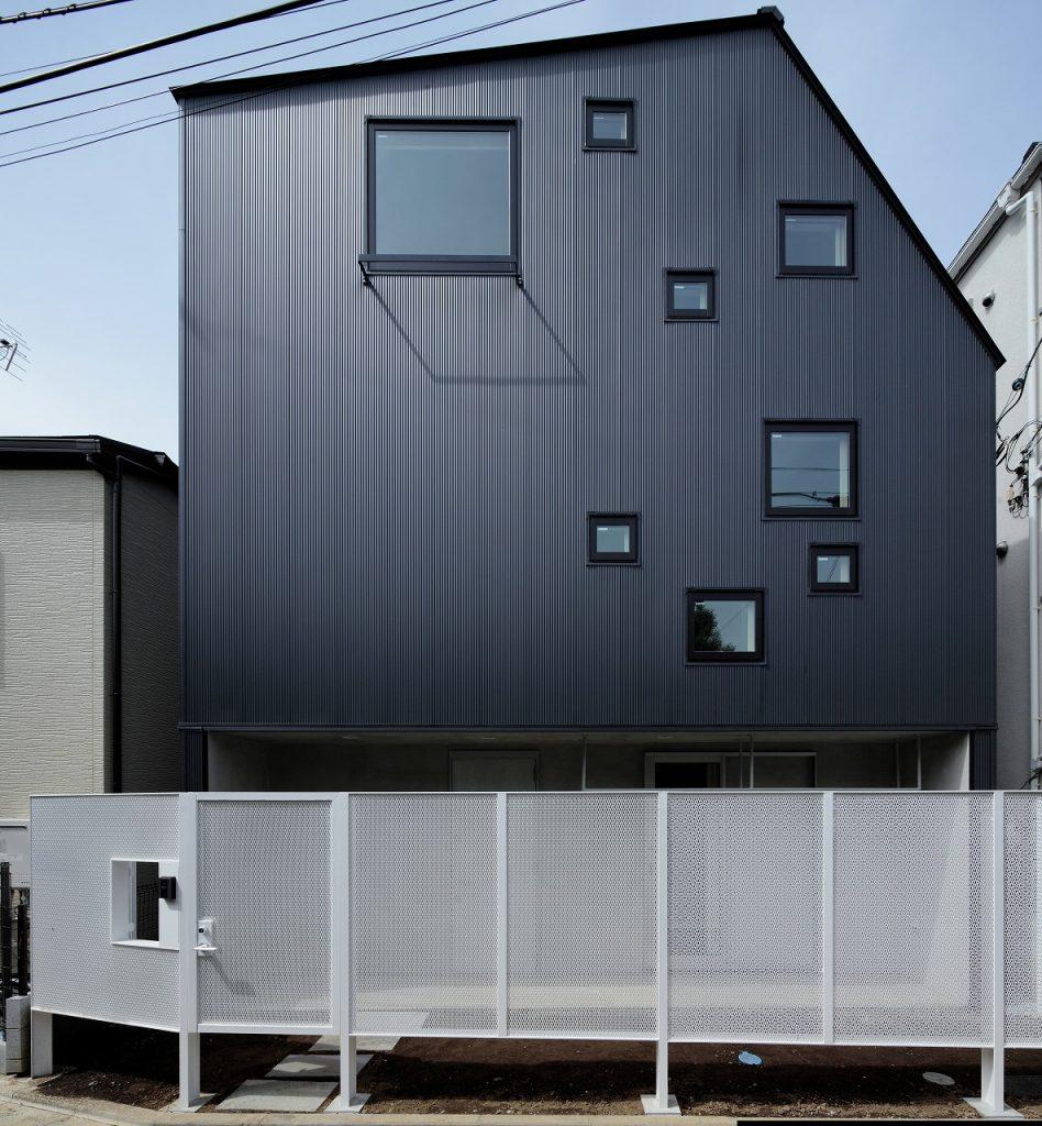 シンプルなデザイン住宅 新築