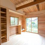 【秩父市リノベ事例】無垢の木と薪ストーブが奏でる気持ちいい家