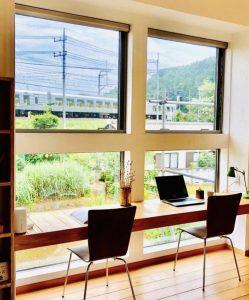 秩父 埼玉 東京 移住 二拠点生活 デュアルライフ 一戸建て 戸建て 一軒家 リノベーション ワークスペース リモート テレワーク 在宅