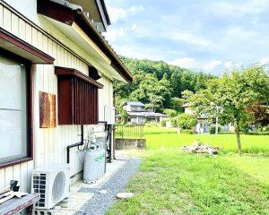 秩父 埼玉 東京 移住 庭付き 庭つき 一戸建て 戸建て 一軒家 リノベーション ワークスペース リモート テレワーク 在宅